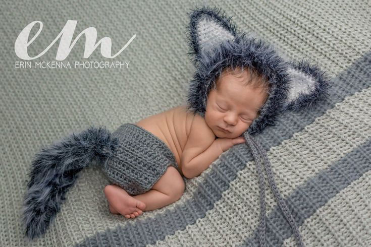 Baby Wolf Outfit, Newborn Picture Outfit, Woodland Creature Nursery, Baby Boy Costume, Baby Girl Costume, Cute Baby Outfit, Newborn Costume, Forest Nursery, Baby Costume