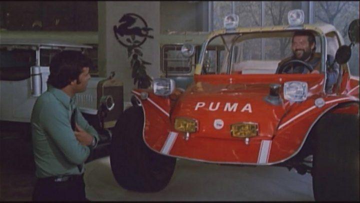 1972 Puma Dune Buggy [Typ 1]