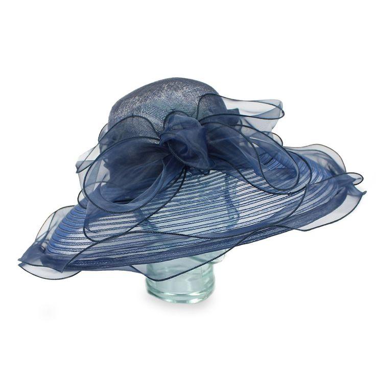 Giovannio Tracy - Shadow Braid Dress Hat