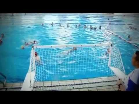 Aprende waterpolo - YouTube