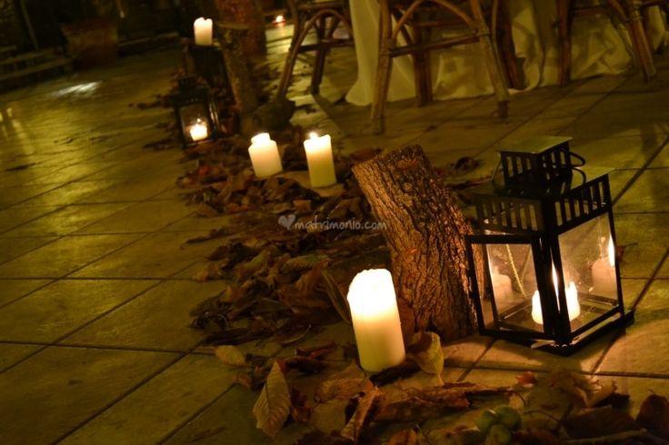idee per decorare il vostro matrimonio con le candele  MATRIMONIO ...
