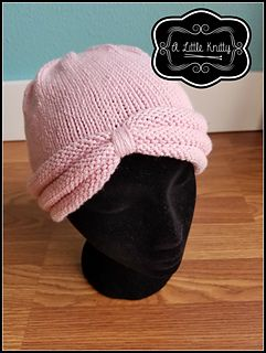 This cute chemo cap was designed with chemo patients in mind! Knits up beautifully! Free pattern