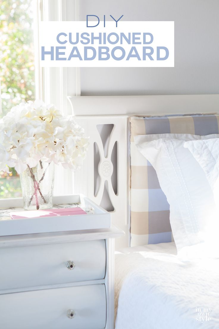 I Used Two Twin Headboards And Created A King Size