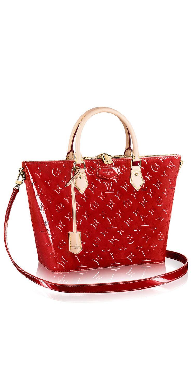 #Louis Vuitton Red Hot #moda #fashion #cuero #leather #bolsos #bags #zapatos #shoes #marroquineria #leathergoods #cinturones #belts