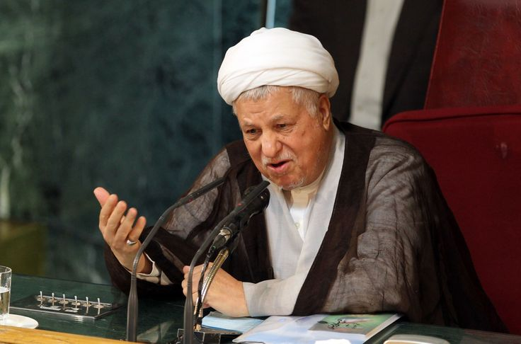 Ali Akbar Hashemi Rafsanjani was considered the figurehead of reformists.
