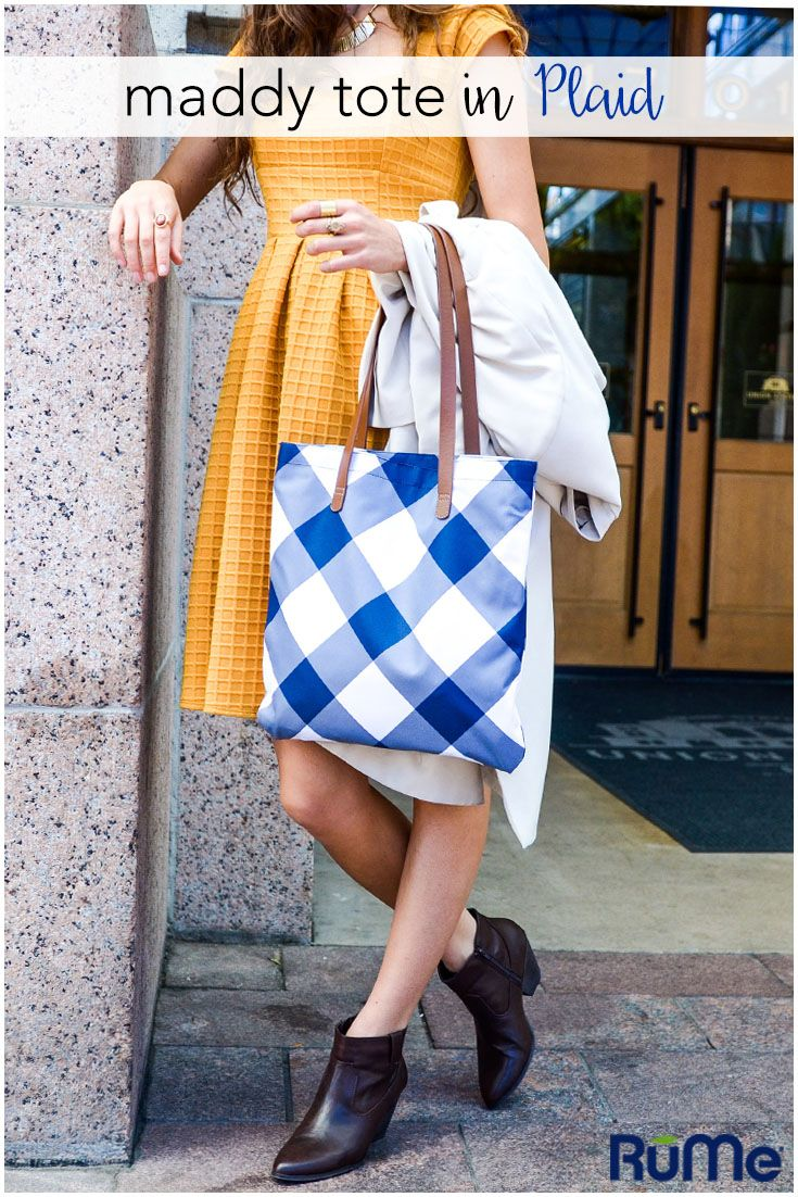 The Maddy Tote is a great holiday gift for the fashion-forward woman in your life. Say goodbye to plain canvas tote bags and grab a Maddy!