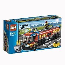 """LEGO City - 60061 Flughafen-Feuerwehrfahrzeug - LEGO - Toys""""R""""Us"""