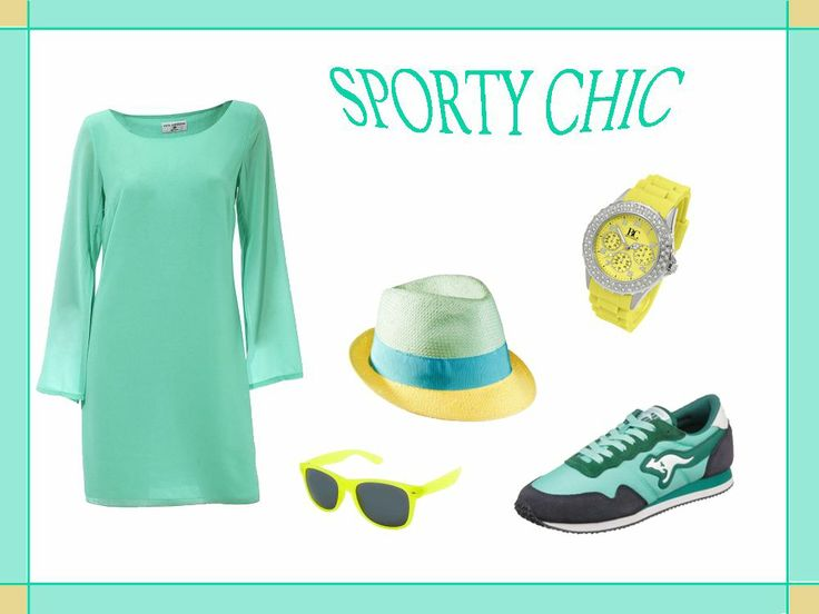 Sport chic!