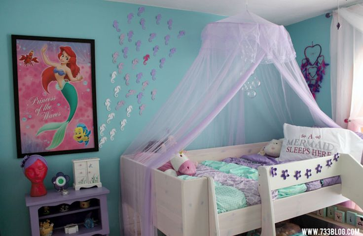 25+ Best Ideas About Mermaid Bedroom On Pinterest
