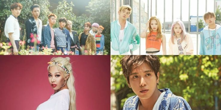 EXO, KARD, Jessi, And Jung Yong-hwa's New Releases Make Debuts On Billboard's World Albums Chart