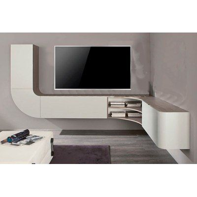 17 best ideas about centros de entretenimiento modernos on - Ideas mueble tv ...