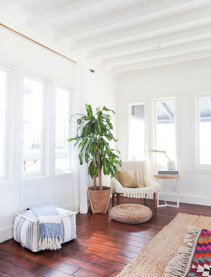See more images from inside a dreamy socal bungalow on domino.com