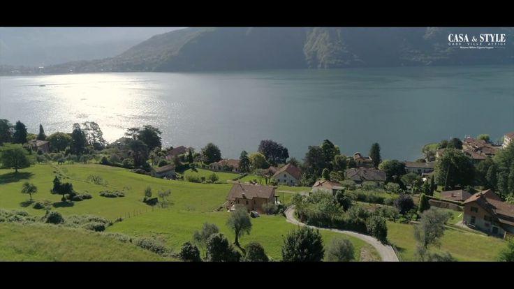 Lago di Como: Villa di Lusso panoramica realizzata dall'Architetto Luigi...