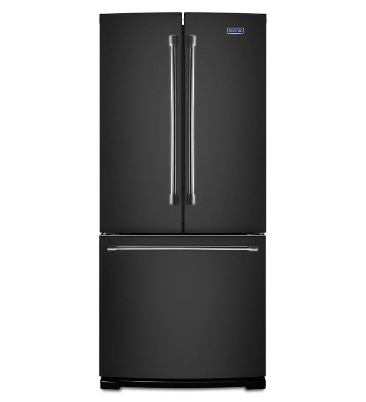 30 inch wide 197 cu ft french door refrigerator with