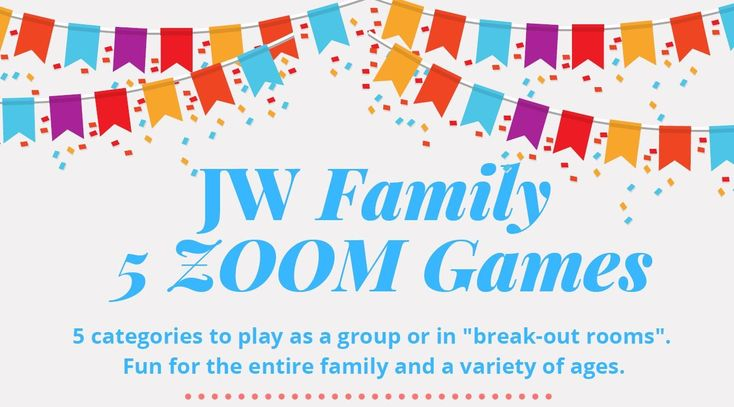 19+ Youth group games to play on zoom inspiration