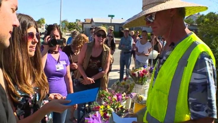 Now Playing: Community raises thousands for flower vendor robbed on Mother's Day       Now Playing: Jury selection to begin in Bill Cosby sexual assault trial        Now Playing: FBI investigates Maryland college stabbing as hate-based       Now Playing: State of emergency declared for... - #Community, #Flower, #Raises, #Robbed, #Thousands, #TopStories, #Vendor