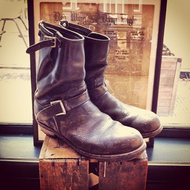 The best 2268's Engineer Steel Toe boots I have ever seen
