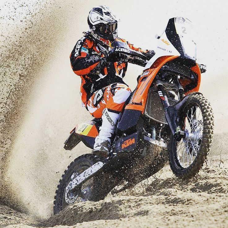 KTM 450 rally Dakar  #ktm #450 #rally #dakar #offroad #adventure #offroading #motorcycle #bikes #biker #twowheels #twowheelspassionate