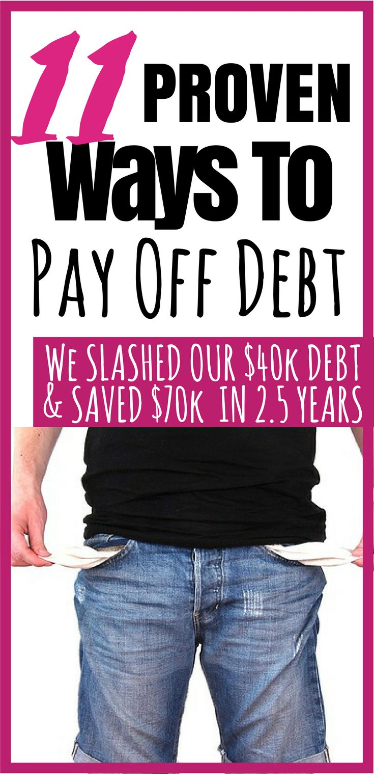 11 Ways To Pay Off Debt Fast Make Money At Homehow