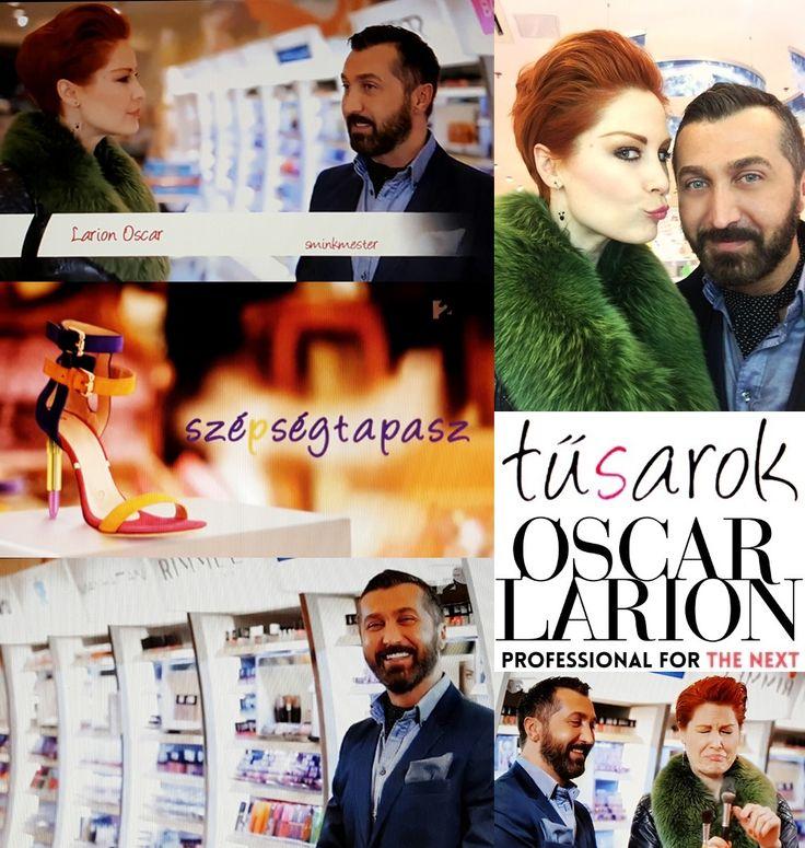 Tűsarok Orosz Barbarával TV Show! http://tv2.hu/musoraink/tusarok/208026_racz-zsuzsa-az-ironok-orszaga-vagyunk---tusarok-orosz-barbaraval.html