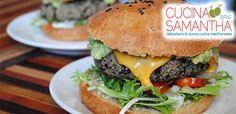 mexican burger vegan fagioli neri