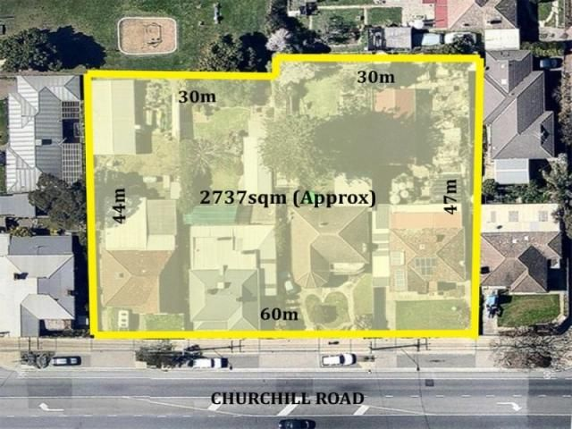 221-227 Churchill Road, Prospect, SA 5082