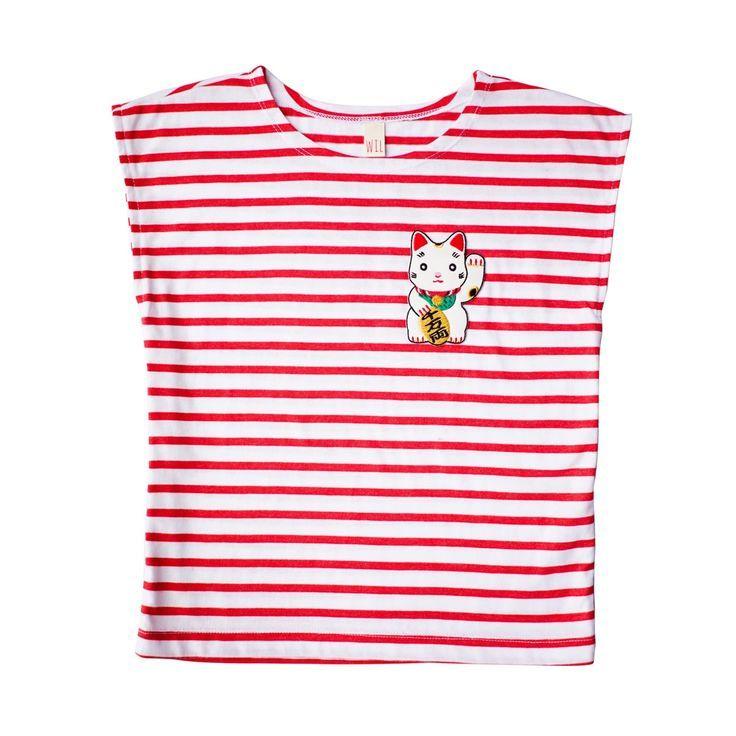 Armelloses Shirt Katze Armelloses Shirt Kinder Kleidung Und Kind Mode