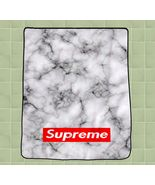 Supreme marble new hot custom CUSTOM BLANKET De... - $27.00 - $35.00