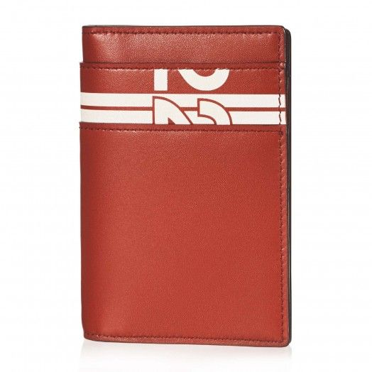 Tod's for Ferrari - Vertical Card Holder Serigrafia - Ferrari Store   #Ferrari #FerrariStore #Elegance #craftsmanship #engineering #design #Tod's #Accessories #SS15 #SpringSummer #Italian #Heritage #Tradition #Collection #Card #Holder #Vertical #PrancingHorse #Red #White #MadeinItaly #Ferrari500 #1952