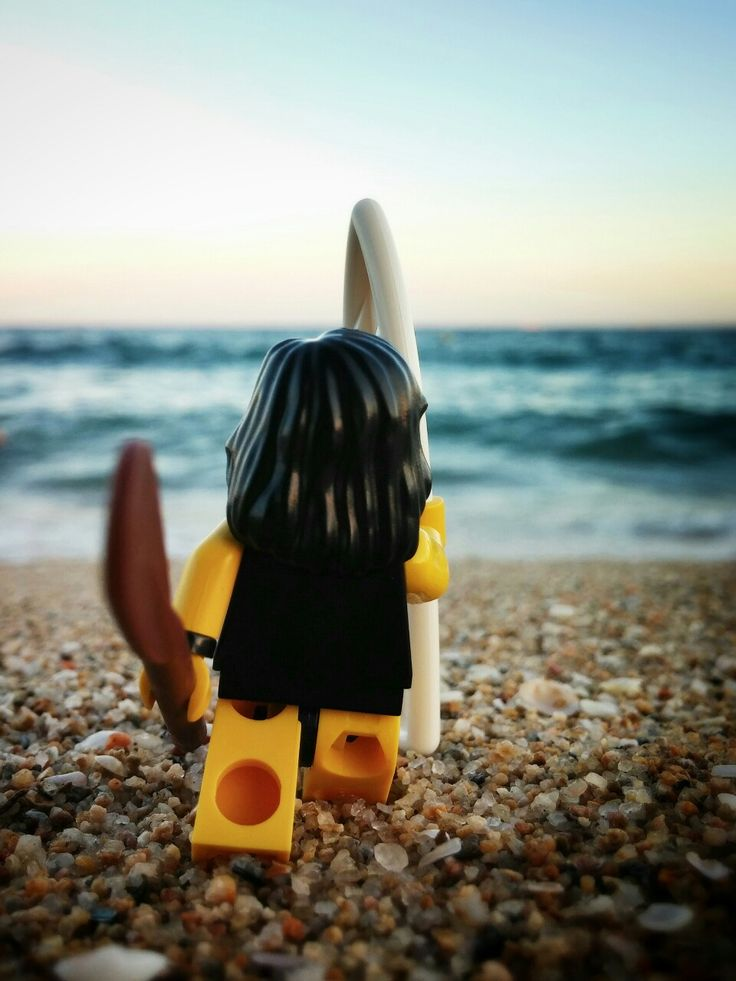 SUP before supper in #Barcelona. #standuppaddle #SUP #lego