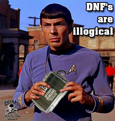 DNF's are illogical
