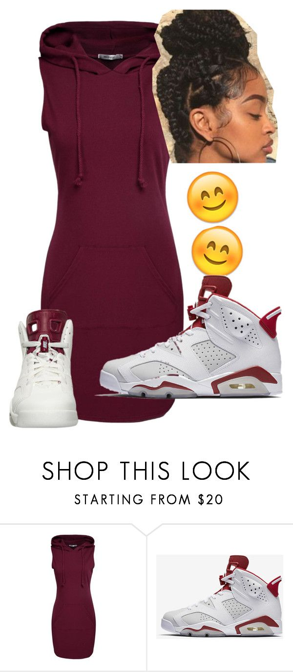 """Untitled #133"" by bxbysnoop ❤ liked on Polyvore featuring NIKE"