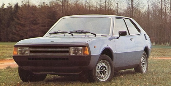 1975-1981 SEAT 1200 SPORT COUPE