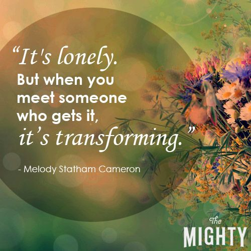 THE MIGHTY: 35 Secrets of Being a Special Needs Parent - Quote #2