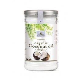 Økologisk Koldpresset Jomfru Kokosolie 1 kg #LCHF #kokosolie