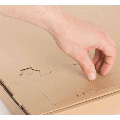 Sistema de delivery entrega pizza em embalagem que se transforma em cachimbo - IDEAGRID