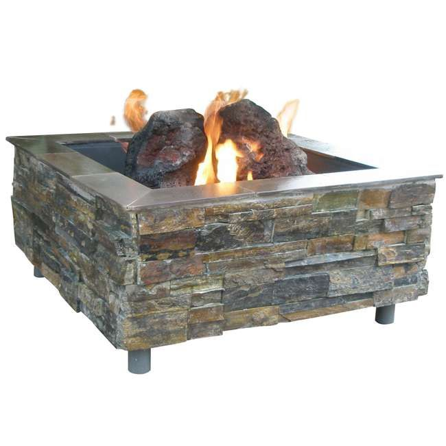 Image Result For How To Build A Outdoor Fire Pit With Stonea