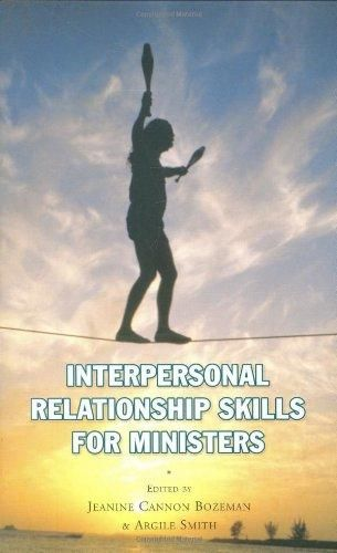 HARDCOVER - Interpersonal Relationship Skills for Ministers