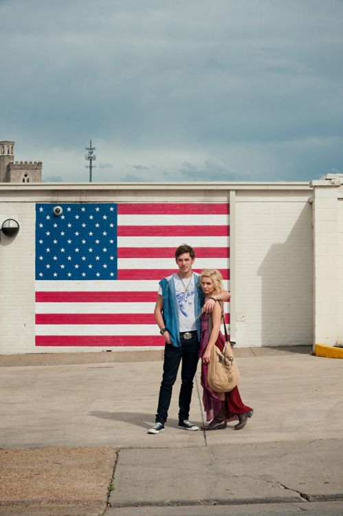 Sam Palladio & Clare Bowen by Jeffrey Kilmer