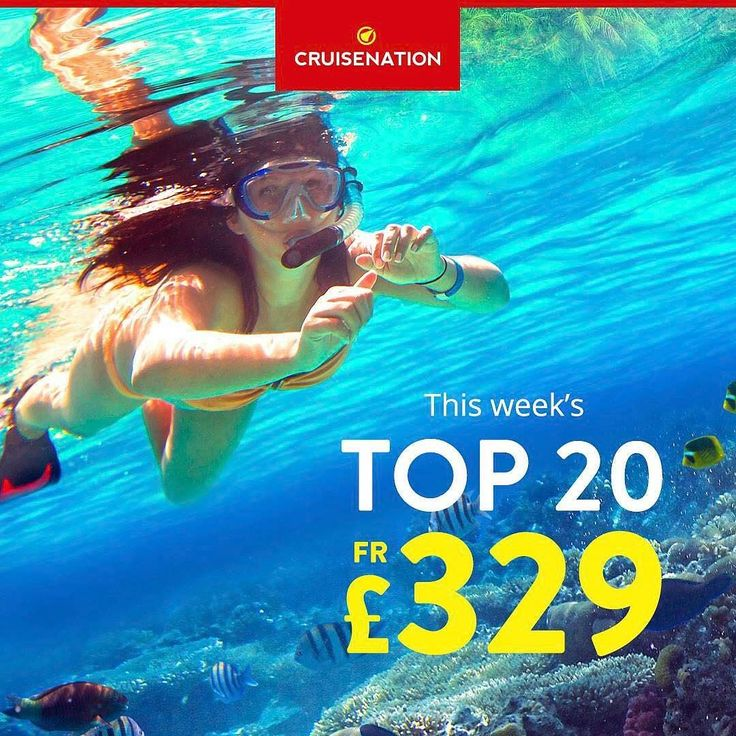 Every Wednesday we bring you our Top 20 deals!  With prices starting at 329pp and with MASSIVE savings of up to 720pp you will need to be quick to bag one of these deals!! Visiting destinations such as: - Athens - Venice - Rome - Corfu - Malta - Santorini - Barcelona - Naples - Madeira - Barbados - Costa Maya - Dubai - Singapore and MANY MANY more!! All of our offers include flights and FREE hotel stays!  We also have up for grabs: - Upgrades from just 49pp! - FREE Balcony Upgrades…