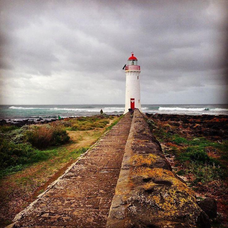 #Repost @tati_wade  #faro #lighthouse #portfairy #caminata #morningwalk #destinationportfairy #love3284 by destinationportfairy