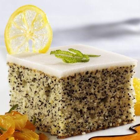 Mákos piskóta citrommázzal Recept képpel - Mindmegette.hu - Receptek