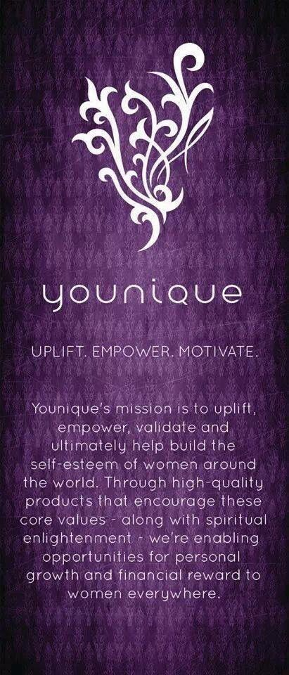 This is the reason why I chose to join Younique!  Who wants to join my team?