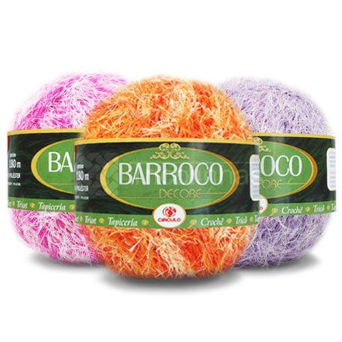 Barbante Barroco Decore 180m Círculo