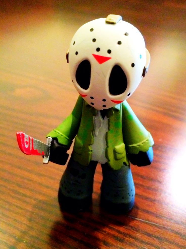 Jason Toys For Boys : Horror classics collectable vinyl figure by funko jason