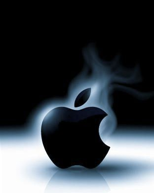 101 best apple watch background images images on pinterest smokin apple logo as background screen for apple watch if you have an apple sciox Images