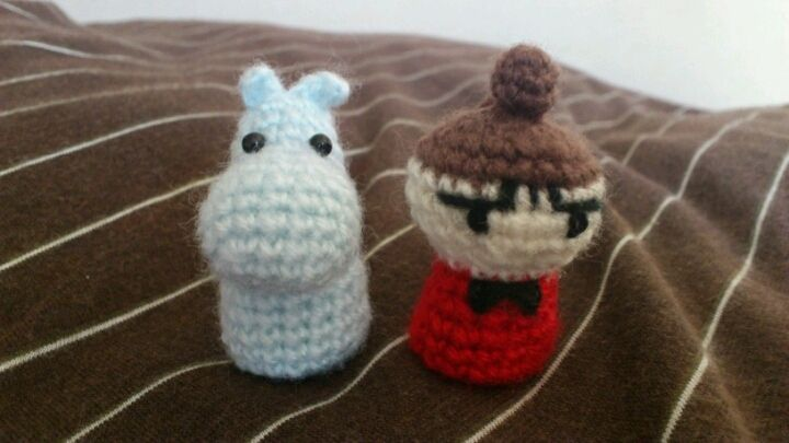 Moomin_Little_My_amigurumi