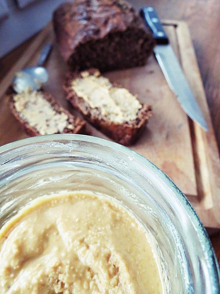 peanutbuttermonster: Najprostszy chlebek bananowy bez cukru i tłuszczu- tylko 3 składniki!