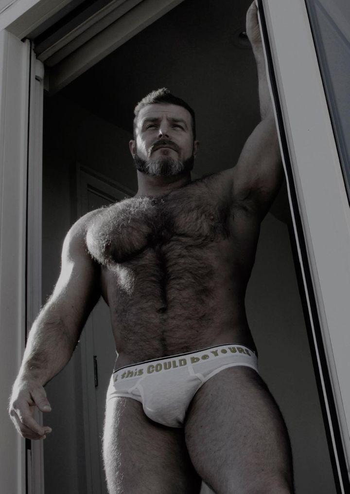 Mejores 287 imgenes de Hairy Hunks en Pinterest Hombres