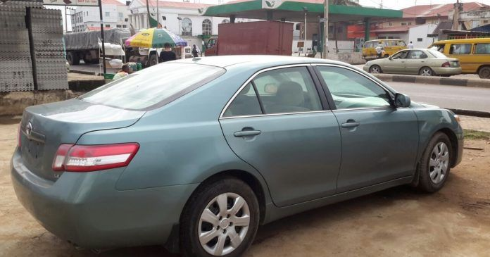 Top 10 Cars You Can Buy With Three Million Naira In Nigeria In 2020 Used Lexus Small Family Car Fuel Economy